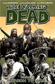 Walking Dead TP 19 March to war