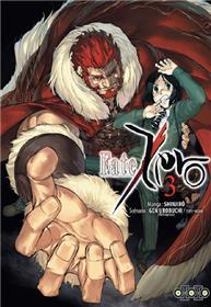 Fate Zero T03
