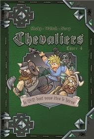 Chevaliers Livre 4