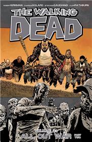 Walking Dead TP 21 All out war (2/2)