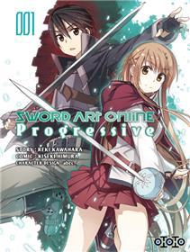 Sword art Online - Progressive T01
