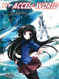 Accel World T02