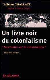 Livre noir du colonialisme (Un) (NED 2015)