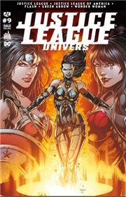 Justice League Univers 09