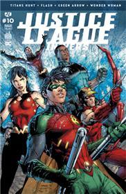 Justice League Univers 10  La guerre des Robin !