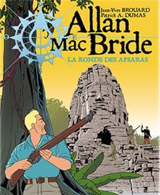 Allan MacBride T05 La ronde des apsaras