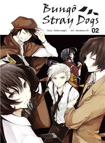Bungo Stray Dogs T02