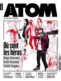 ATOM 03 Où sont les héros ?