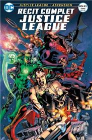 Récit complet Justice League HS 02 Intrigues à grand spectacle !