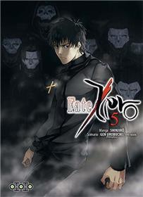 Fate Zero T05