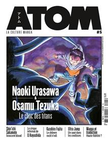 ATOM 05 Le choc des titans