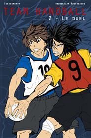 Team Handball T02 Le duel
