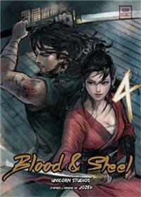Blood & Steel T04