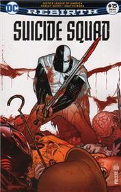 Suicide Squad Rebirth 15 Le procès de Deathstroke !