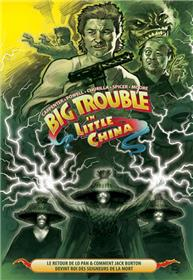 Big Trouble in Little China T02