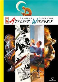 Atelier / Workshop Laurent Lefeuvre