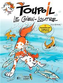 Toupoil T01 Le chien-loutre (NED 2017)