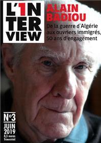 1nterview n°3 (L´) - Alain Badiou