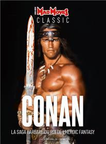 Conan - La saga barbare du roi de l´héroic fantasy
