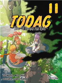 TODAG T11 - Tales of Demons and Gods