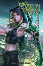 Grimm Fairy Tales : Robyn Hood T02