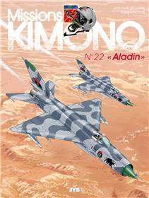 "Missions ""Kimono"" T22 Aladin"