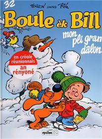 Boule ek Bill : Mon pli gran dalon