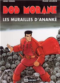 Bob Morane Les murailles d'Ananké