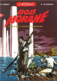Bob Morane Intégrale BD 22