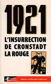 1921. L´INSURRECTION DE CRONSTADT LA ROUGE