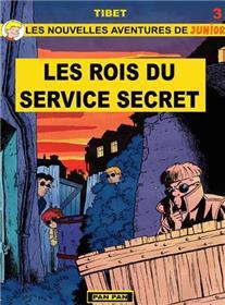 Les Peur de rien T03 Les rois du service secret